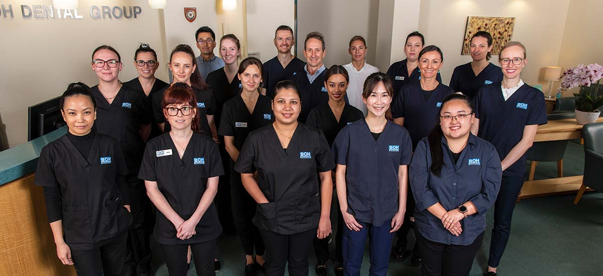 State of the art dentistry in a caring & comforting environment.