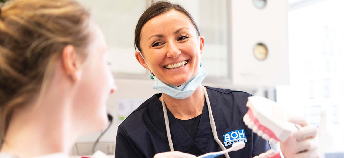 Our Specialist Prosthodontists can help replace your missing teeth.
