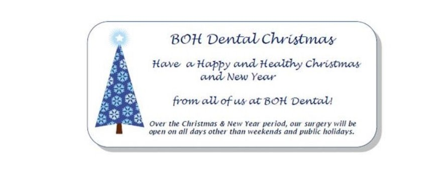 Merry Christmas & Our Holiday Hours!