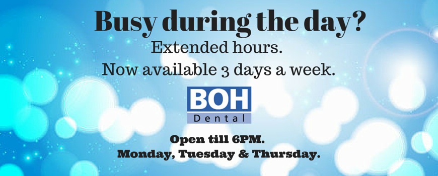 Extended Trading Hours