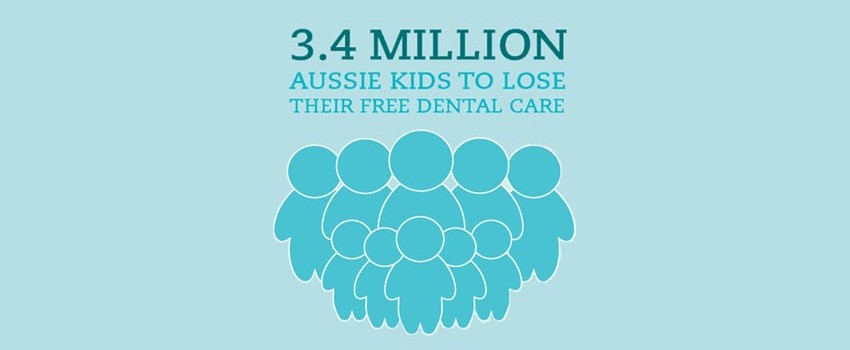 Top 3 Reasons to Save the Child Dental Benefits Scheme