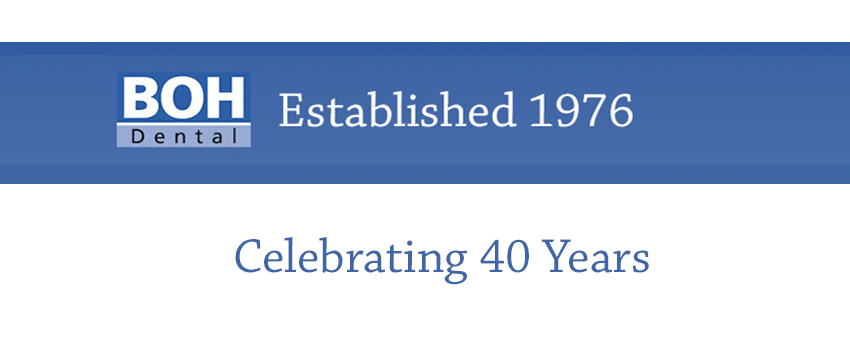 BOH Dental Anniversary| Celebrating 40 Years