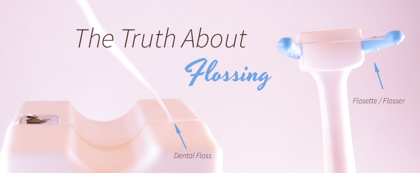 The Real Truth About Dental Floss