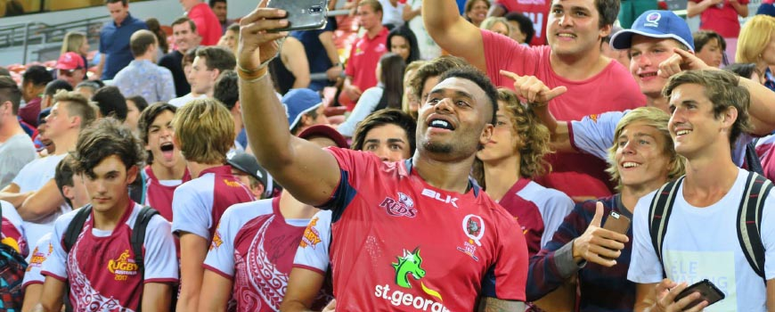 Sports Dental with Queensland Reds & Brisbane Roar