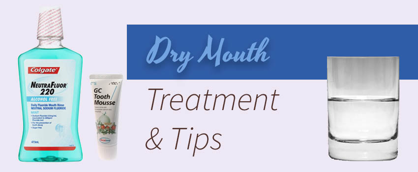 dry mouth condition and treatment Halitosis is a common condition and is most often keeping the mouth hydrated can reduce mouth odor the best treatment for bad breath is dry mouth: saliva.