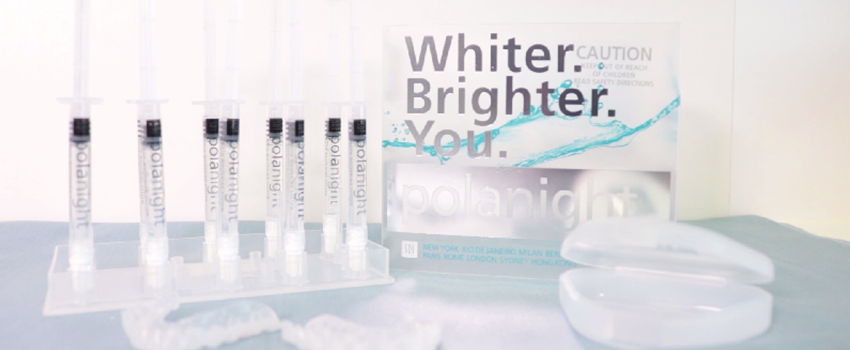 Teeth Whitening Video with Katherine Brown