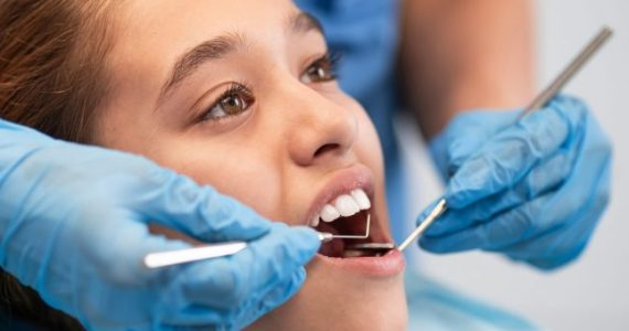 When should I take my child to the dentist?